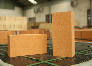 Eco Friendly Materials Fire Clay Bricks Good Integrity With Furnace Lining
