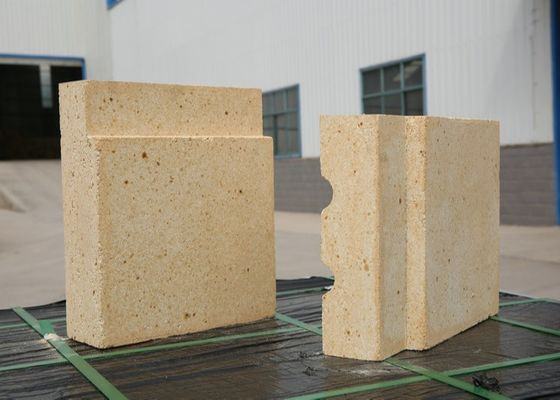 82% Al2o3 High Alumina Refractory Bricks